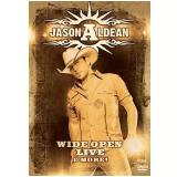 Jason Aldean - Wide Open Live & More (DVD) - Jason Aldean