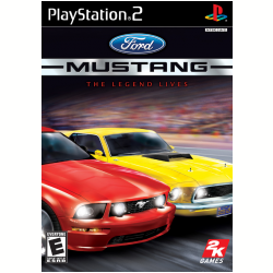 Ford Mustang: The Legend Lives (PS2)