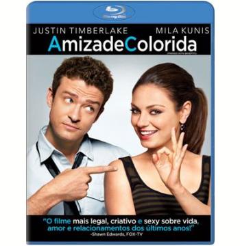 Amizade Colorida (Blu-Ray)