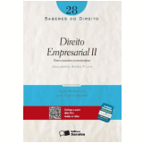 Saberes Do Direito (vol.28) - Direito Empresarial Ii