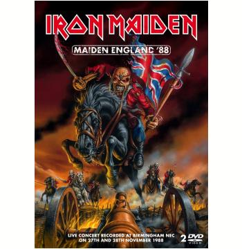 Iron Maiden – Maiden England ´88 (DVD)