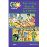 Homestay Friends/Kid Pow Level 6 -