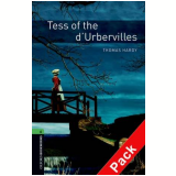 Tess Of The D'Urbervilles Cd Pack Level 6 - Third Edition -