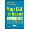 Marco Civil Da Internet Coment�rios � Lei N.12.965/14