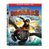 Como Treinar Seu Dragão 2 Blu-ray + Blu-ray 3d + (DVD) - Gerard Butler