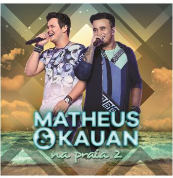 Matheus e Kauan - Na Praia 2 (CD)
