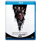 Rogue One: Uma História Star Wars 3D (Blu-Ray) - Diego Luna, Alan Tudyk, Felicity Jones