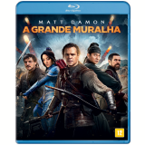 A Grande Muralha (Blu-Ray) - Matt Damon, Andy Lau