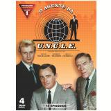 O Agente da U.N.C.L.E - Primeira Temporada (DVD) - Robert Vaughn
