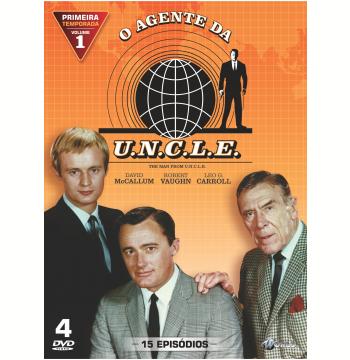 O Agente da U.N.C.L.E - Primeira Temporada (DVD)