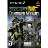SOCOM: U.S. Navy SEALs Combined Assault (PS2) -