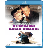 O Homem Que Sabia Demais (Blu-Ray) - Alfred Hitchcock (Diretor)