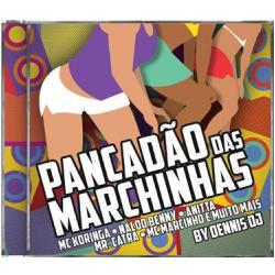 Pancad�o das Marchinhas (CD)