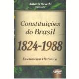 Constituiçoes Do Brasil - 1824-1988 - Antonio Devechi