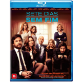 Sete Dias Sem Fim (blu-ray) (Blu-Ray) - Shawn Levy (Diretor)