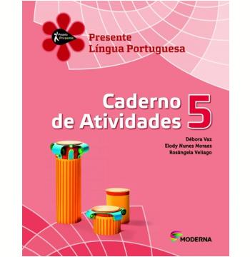 Português - 5º Ano - 2 ª Edição - Caderno De Exercícios