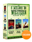 Box O Melhor do Western - Década de 50 - Exclusivo (DVD)