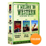 Box O Melhor do Western - Década de 50 - Exclusivo (DVD) - Charlton Heston