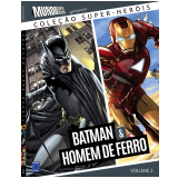 Batman e Homem de Ferro (Volume 2) - Editora Europa