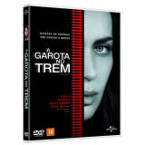 A Garota No Trem (DVD) - Vários (veja lista completa)