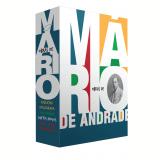 Box - Obras de Mário de Andrade (4 Volumes) - Mario Andrade