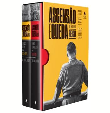 Box - Ascensão e Queda do Terceiro Reich (2 Vols.)