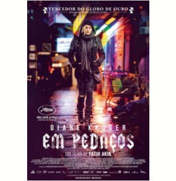 Em Pedaços (DVD)