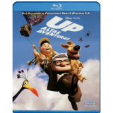 Up - Altas Aventuras (Blu-Ray) - Pete Docter (Diretor)