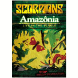 Scorpions - Amaz�nia Live in the Jungle (DVD) - Scorpions
