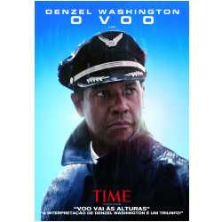 DVD - O Voo - Robert Zemeckis ( Diretor ) - 7899587906194