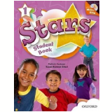 Stars 1 Student Book With Multirom Pack - Patrick Jackson, Susan Banman Sileci