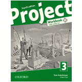 Project 3 - Workbook With Audio Cd and Online Pract - Fourth Edition -