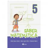 Saber Matemática - 5º Ano - Nova Edição - Katia, Maria Ignez, Vlademir