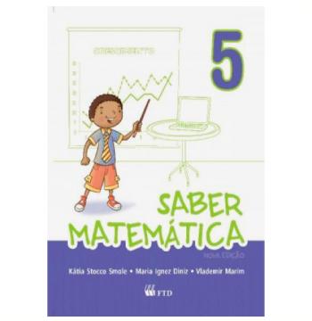 Saber Matemática - 5º Ano - Nova Edição
