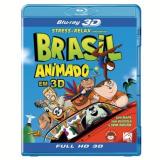 Brasil Animado 3d (Blu-Ray) - Fernando Meirelles