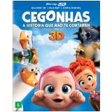 Cegonhas - A História Que Não Te Contaram - (Blu-Ray 3D) +  (Blu-Ray) - Vários (veja lista completa)
