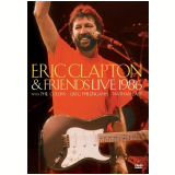 Eagle - Eric Clapton & Friends - Live At The Nec 1986 (DVD) - Eric Clapton