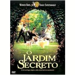 DVD - Jardim Secreto, O - Vários ( veja lista completa ) - 7892110017954