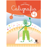 Ziguezague - Caligrafia - 4º Ano - Ensino Fundamental I -