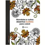 Mandalas e Outros Desenhos Budistas Para Colorir -