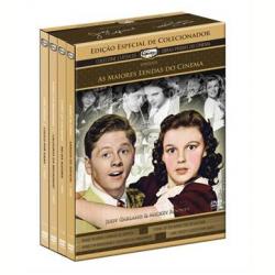 DVD - As Maiores Lendas Do Cinema - Guy Kibbee - 7898570941358