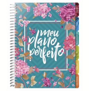 Meu Plano Perfeito - Capa Flores