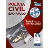 Polícia Civil de São Paulo - 2 Em 1 - Equipe Alfacon