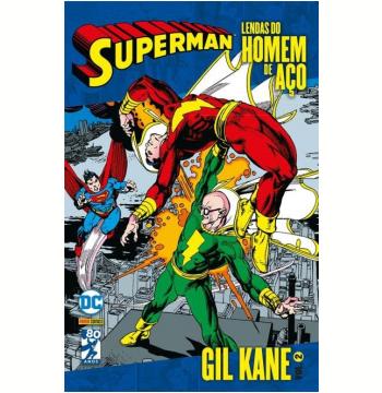 Lendas do Homem de Aço - Gil Kane (Vol. 2)