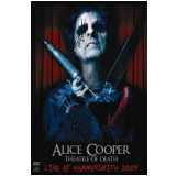 Theatre Of Death - Alice Cooper (DVD) - Alice Cooper