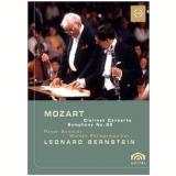 Mozart - Clarinet Concerto (DVD) - Leonard Bernstein