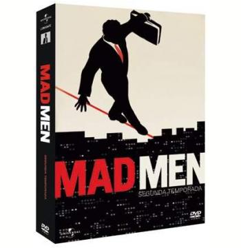 Mad Men - 2ª Temporada (DVD)