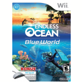 Endless Ocean: Blue World (Bundle) (Wii) -