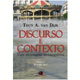 Discurso e Contexto - Teun A. Van Dijk