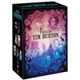 Cole��o Tim Burton (DVD) - Tim Burton (Diretor)